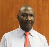 Mr Itumeleng Nevhutanda