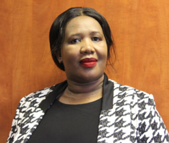 Ms Dineo Nkhele