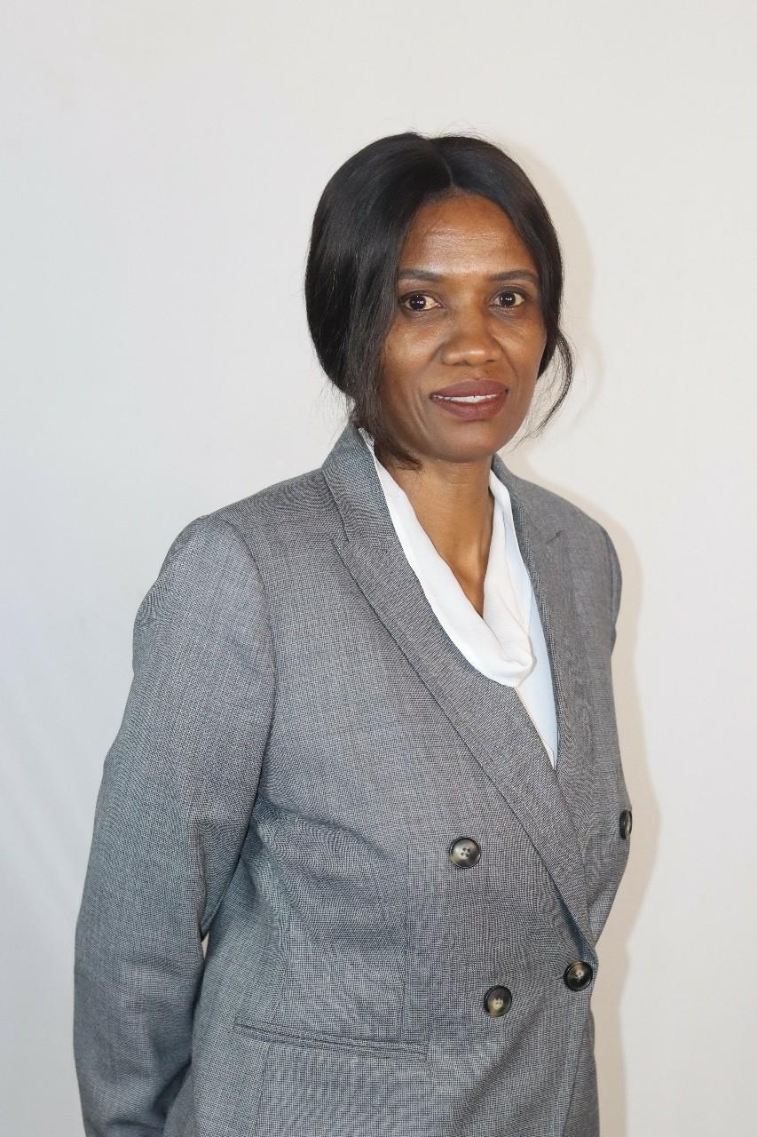 Ms Gugu Matthews