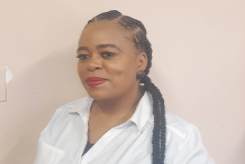 Ms.Mpho Sibuyi