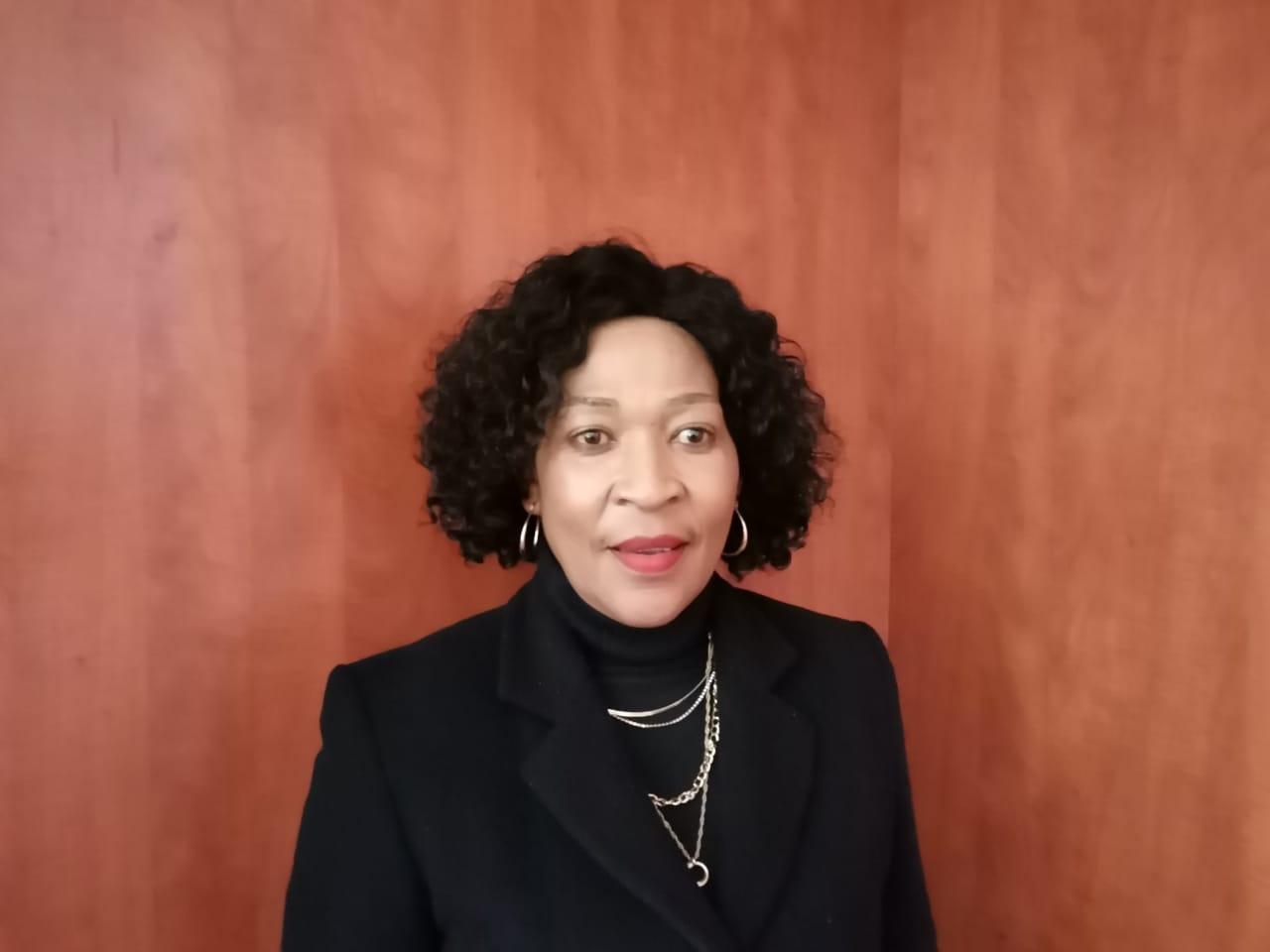 Ms. Lilly Mashego